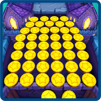 COIN DOZER HAUNTED