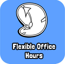 Flexible Office Hours